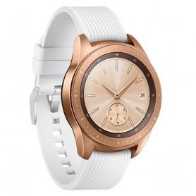Sport Armbånd RIB Samsung Galaxy Watch 42mm - Hvit (S)