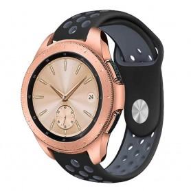 EBN Sport Armbånd Samsung Galaxy Watch 42mm Black-Grey