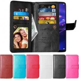 Double Flip Flexi 9-kort Huawei Mate 20 Lite (SNE-LX1)