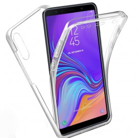 360 full silikonskall Samsung Galaxy A7 2018 (SM-A750F)