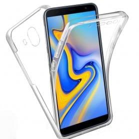 360 full silikonskall Samsung Galaxy J6 Plus (SM-J610F)