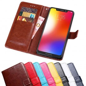 Mobil lommebok 3-kort Motorola ONE etui mobil etui på nettet