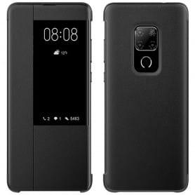Smart View Flip Case Huawei Mate 20 (MHA-L29) Mobil etui Caseonline