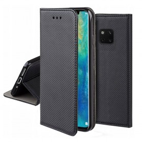 Moozy Smart Magnet FlipCase Huawei Mate 20 Pro (LYA-L29) mobiltelefon beskyttelsesetui caseonline.se