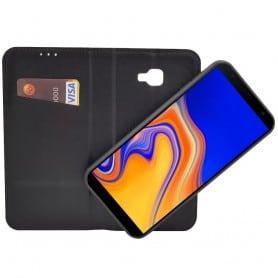 Mobil lommebok Vennus Twin Case 2i1 Samsung Galaxy J4 Plus (SM-J415F) Mobiltelefon veske