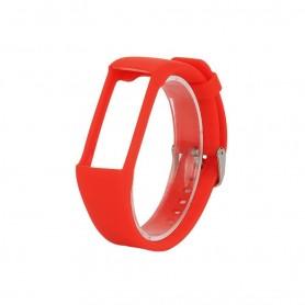 Sport armbånd for Polar A360 / A370 - Rød