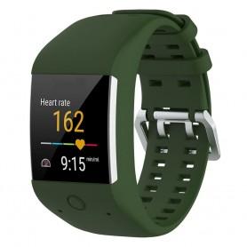 Sport armbånd for Polar M600 - Mørk grønn