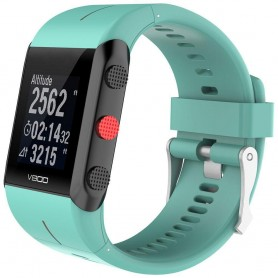 Sport armbånd for Polar V800 - Mint