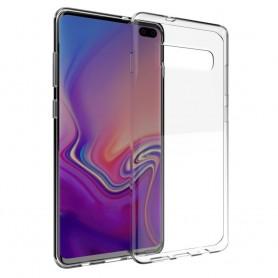 Silikonetui Gjennomsiktig Samsung Galaxy S10 Plus (SM-G975F) mobil shell caseonline