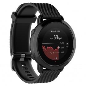 Sport armbånd for Suunto tre Fitness - Sort