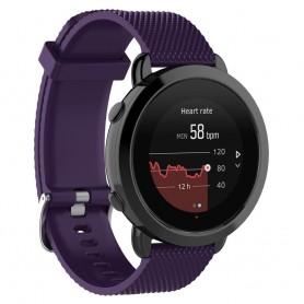 Sport armbånd for Suunto tre Fitness - Purple