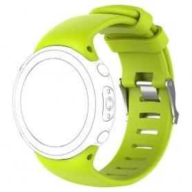 Sport armbånd for Suunto D4 / D4i Novo - Lime