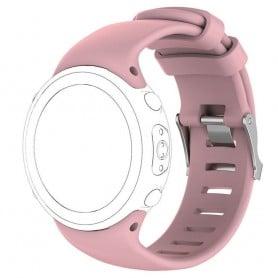 Sport armbånd for Suunto D4 / D4i Novo - Light Pink