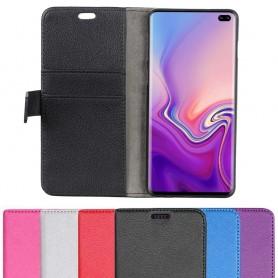 Mobil lommebok 2-kort Samsung Galaxy S10 Plus (SM-G975F) Mobiltelefon veske Caseonline