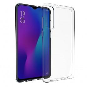 Silikonetui Gjennomsiktig Huawei P30 mobil beskyttelsesdeksel caseonline