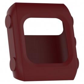 Silikon skall Polar V800 - Rød
