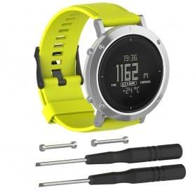 Sport armbånd for Suunto Core Essential - Gul