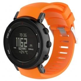 Sport armbånd for Suunto Core ALU Black - Orange