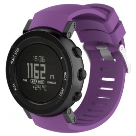 Sport armbånd for Suunto Core ALU Black - Purple