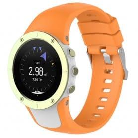 Sport armbånd for Suunto Spartan Trainer Wrist HR - Orange