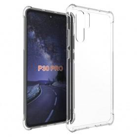 Shockproof silikonskall Huawei P30 PRO mobil skallbeskyttelse kaseonline