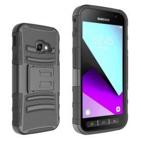 Støtsikkert skall med hylster Samsung Galaxy Xcover4 SM-G390F Mobile Shell 3i1