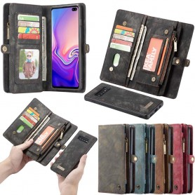 Multi Wallet 11-kort Samsung Galaxy S10 Plus (SM-G975F)