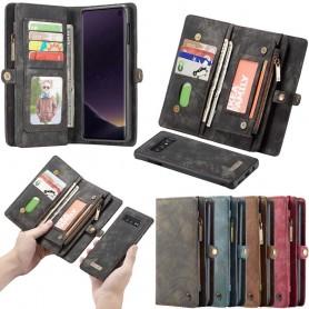 Multi Wallet 11-kort Samsung Galaxy S10E (SM-G970F) mobiltelefon etui caseme