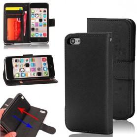 Magnetisk mobil lommebok iPhone 5, 5S