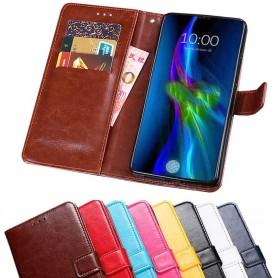 Mobil lommebok 3-kort Huawei P30 Lite (MAR-LX1) Mobiltelefon veske Caseonline