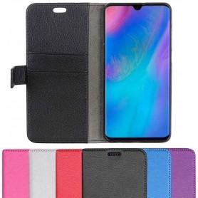 Mobil lommebok 2-kort Huawei P30 Lite (MAR-LX1) Mobiltelefon veske Caseonline