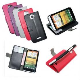 Lommebokdeksel 2-kort HTC...