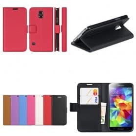 Samsung Galaxy S5 Mini mobil lommebok 2-korts etui