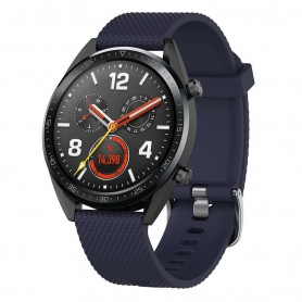 Sport Armbånd Huawei Watch GT / Magic / TicWatch Pro - Dark Blue