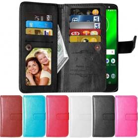 Dobbelt Flexi 9-kort Motorola Moto G6 Plus (XT1926)