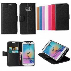 Mobil lommebok Galaxy S6 Edge