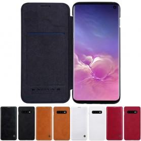 Nillkin Qin FlipCover Samsung Galaxy S10 (SM-G973F) mobilveske