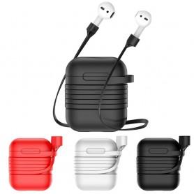 Baseus veske med stropp for AirPods hodetelefonstreng