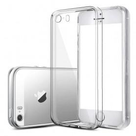 Apple iPhone 5C silikon skal være gjennomsiktig