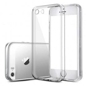 Apple iPhone 5, 5S silikon må være gjennomsiktig