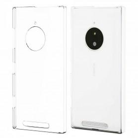 Nokia Lumia 830 silikon må være gjennomsiktig