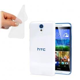 HTC Desire 620 silikon må være gjennomsiktig