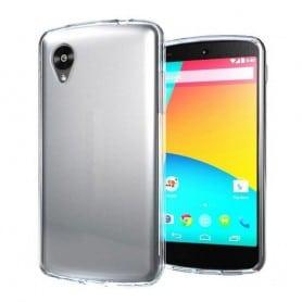 LG Nexus 5 silikon må være gjennomsiktig