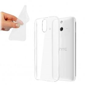 HTC One E8 silikon må være gjennomsiktig