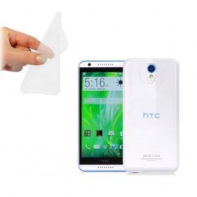 HTC Desire 820 Mini silikonetui gjennomsiktig