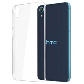 HTC Desire 626 silikon må være gjennomsiktig