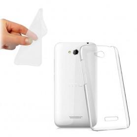 HTC Desire 616 silikon må være gjennomsiktig