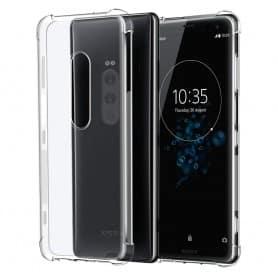 Shockproof silikonskall Sony Xperia 1 mobiltelefon skallbestandig støtsikker kaseonline