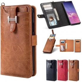 Multi Wallet 3i1 9-kort Samsung Galaxy S10 Plus (SM-G975F)