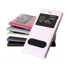 S- View FlipCover Xperia M2 mobiltelefon skall